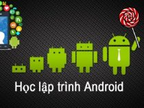 Lập trình Android với bộ nhớ trong (Internal Storage)