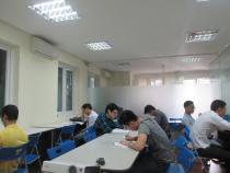 Phỏng vấn ứng viên cho dự án đào tạo lập trình CODEPLUS