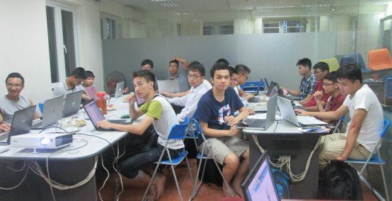 Nhận thực tập lập trình – Đào tạo từ cơ bản đến chuyên sâu