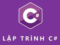 Xử lý đồng bộ Thread với Async và Await trong C#