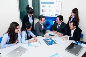Tác giả Bùi Quang Đăng - CEO công ty Stanford - Đào tạo và phát triển công nghệ