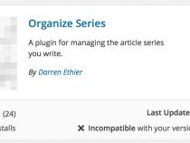 Hướng dẫn tạo Series bài viết trong WordPress với Organize Series