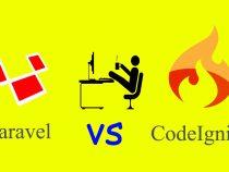 CodeIgniter – Laravel so sánh và lựa chọn