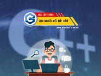 Chuẩn bị khai giảng khóa học lập trình C cho người mới