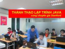 Học lập trình Java cơ bản tại Stanford cùng chuyên gia giỏi